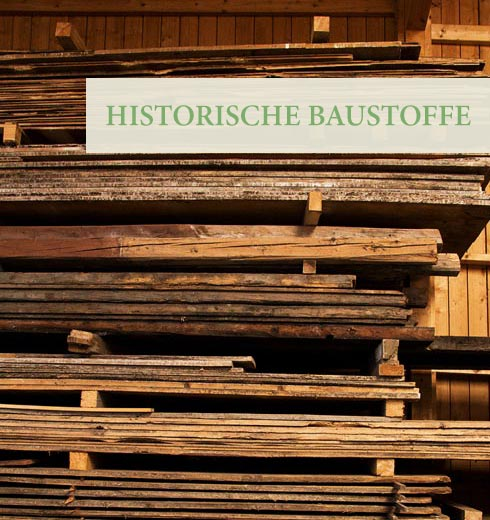 Historische Baustoffe